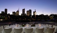 Manta restaurant, one of the best spot in Woollomooloo bay