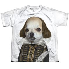 Kids Pets Rock/Shakespeare T Shirt