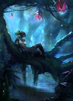 The Elder Scrolls, SallyGreeneva.