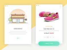 #Dribbbletrends—Glowing buttons — Muzli -Design Inspiration — Medium