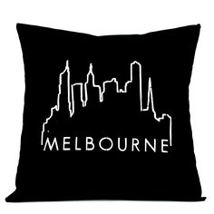 Buy gifts online from Hard to Find gifts Australia. Hard to Find homewares online & gifts for him, gifts for her, gifts for kids, unique gift ideas & presents Melbourne Skyline, Handmade Cushion Covers, Buy Gifts Online, Event Branding, Printed Cushions, Letterpress, Decorative Pillows, Screen Printing, Pillow Covers
