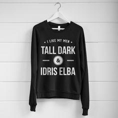 I Like My Men Tall, Dark, & Idris Elba :: izzy and liv