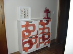 IKEA Hackers: STÄLL shoe cabinet makeover