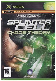 From 1.45:Tom Clancys Splinter Cell Chaos Theory