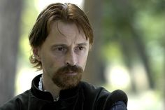 Robert Carlyle as... Robin Stewart (The Lymond Chronicles)