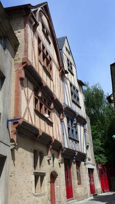 Quartier Decré / Hôtel de Ville [Nantes, Pays de la Loire, FRANCE]