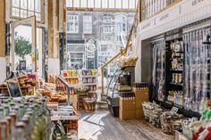 STACH food - Van woustraat 154, Amsterdam