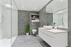 grå baderomsfliser - Google-søk
