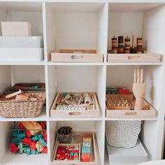 Montessori playroom inspiration