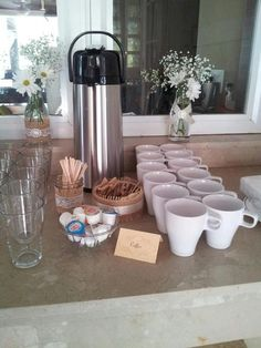 "Photo 1 of 11: Vintage Shabby Chic / Baby Shower/Sip & See ""Vintage Chic Baby Shower Brunch"" 