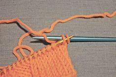 elastisches abketten Stricktipp: Elastisches Abketten