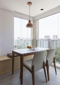 """""""apartamento"""" """"interiores"""" """"sao paulo"""" """"estudio bra"""" """"arquitetura brasileira"""" (Foto: Divulgação)"""