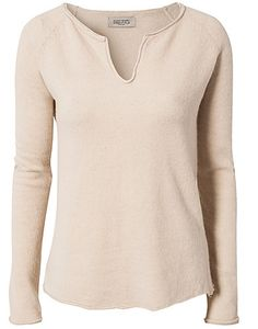 - HUNKY DORY / ESSENTIAL HENLEY KNIT -