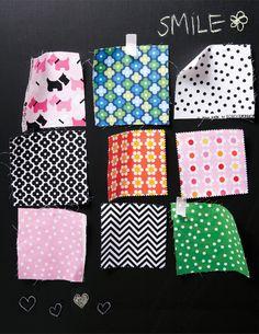 fabric swatches / ann kelle