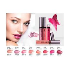 Oriflame The ONE Colour Unlimited Lip Gloss keeps lips soft and shine