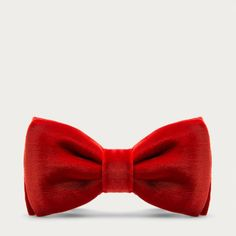 Velvet Bow Tie. Shop the Velvet Bow Tie from Bally. Create a luxurious and stylish tuxedo look with this red velvet bow tie.
