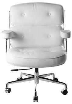 Matt Blatt Eames Executive Chair ReplicaPull handle Semi circle Product Categories   Door Pull Handles  . Eames Executive Work Chair. Home Design Ideas