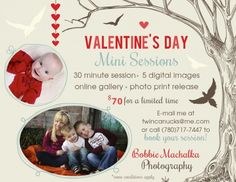 Valentines Day Mini's Print Release, Mini Sessions, Online Gallery, Digital Image, Valentines Day, How To Apply, Books, Photography, Pinterest Valentines