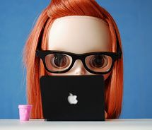 Every time I see this doll I think of @KarenAlloy