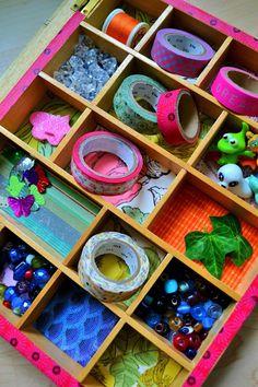 MiruMaru: Lokerikon tuunaus #DIY