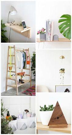 12 DIYs for the Home   Homey Oh My!   Bloglovin'