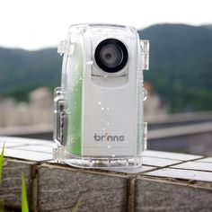 Brinno time lapse camera. Working great during our major house remodel.
