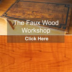 Image Link to Faux Wood Workshop Page