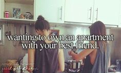 just girly things♥ I cannot wait to do this with my BFF since like birth! Bff Quotes, Best Friend Quotes, Friendship Quotes, Boyfriend Quotes, Couple Quotes, Qoutes, Friend Sayings, Photo Quotes, Quotations