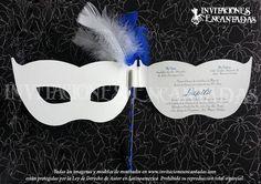 Quinceaños de Mascaras venecianas - Google Search