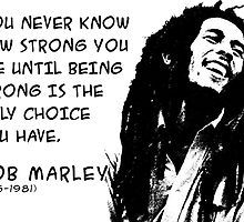 Bob Marley's inspire quote by LilUnique