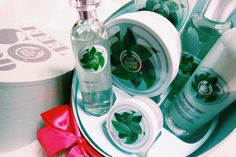 Amostras e Passatempos: Xmas Giveaway The Body Shop by Confessions of a Sh...