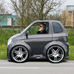 Smart Car Body Kits | Smart car - Body kits :D Se den !