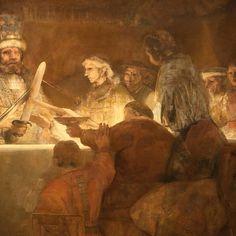 Rembrandts Claudius Civilis tijdelijk in het Rijksmuseum - Tentoonstellingen – voorbij - Nu in het museum - Rijksmuseum