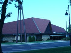 Our Lady of Grace church, Highland Indiana