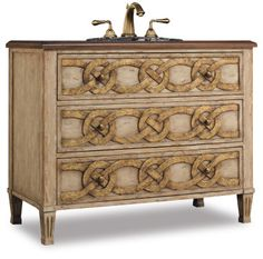 "Cole & Co. Designer Collection 42"" Middleton Sink Chest"