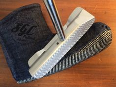 Genuine SGC Putters Finely Milled Putters Hand Stamped