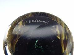 HADELAND Glass - Willy Johansson - Rare Tall Coloured Vase | eBay Colored Vases, Norway, Scandinavian, Glass, Ebay, Design, Drinkware, Design Comics, Yuri