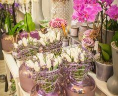 Glass Vase, Pastel, Spring, Home Decor, Cake, Decoration Home, Room Decor, Home Interior Design, Crayon Art