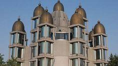 Las iglesias con un diseño más radical y diferente del mundo . Iglesia San José, Chicago.