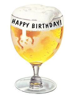 Birthday Quotes : Happy Birthday Beer Birthday Quotes QUOTATION – Image : Sharing is Caring – Don't forget to share this quote ! Happy Birthday Cheers, Happy Birthday Pictures, Happy Birthday Messages, Happy Birthday Quotes, Happy Birthday Greetings, Happy Birthdays, Birthday Posts, Man Birthday, Funny Birthday