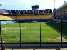 Boca Juniors #CABJ La Bombonera