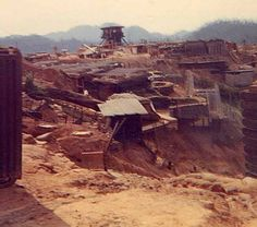 pictures of camp eagle vietnam | Fire Base Bastogne