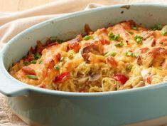 Get Chicken Spaghetti Squash Recipe from Food Network