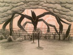 The Upside Down by stormtorm.deviantart.com on @DeviantArt #strangerthingsquotes