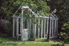 Tahdon tälläisen Garden, Greenhouses, The Petit Prince, Little Princess, Green Houses, Garten, Gardens, Conservatory, Tuin
