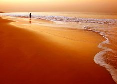 Sunset Beach, Somnath,Gujrat, India