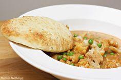 Marias matblogg: Middag for under 100-lappen: Indiskinspirert gryterett