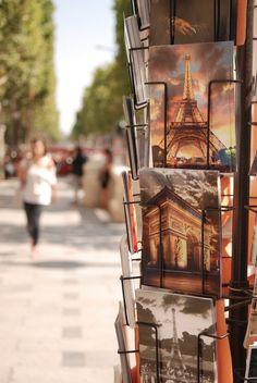 Postales París