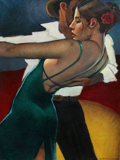 Mystery of the Dance, Bill Brauer