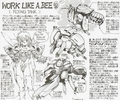 Masamune Shirow -Allstar Manga Anime, Old Anime, Sci Fi Comics, Comics Story, Character Design References, Character Art, Masamune Shirow, Model Sketch, Manga Artist